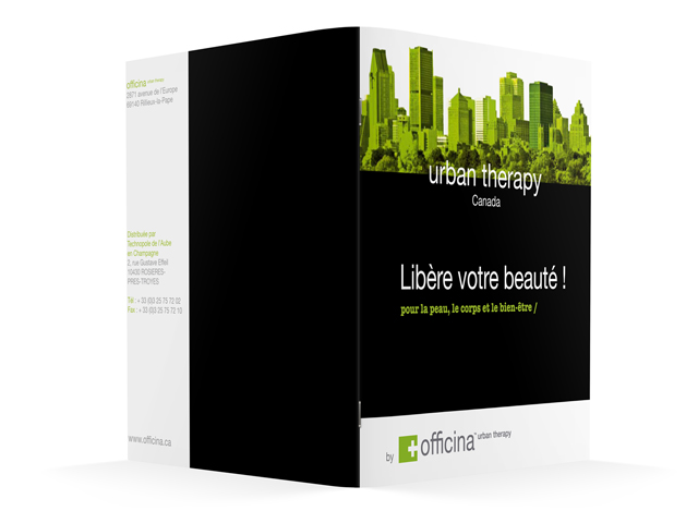 Brochure de vente – OFFICINA URBAN THERAPY