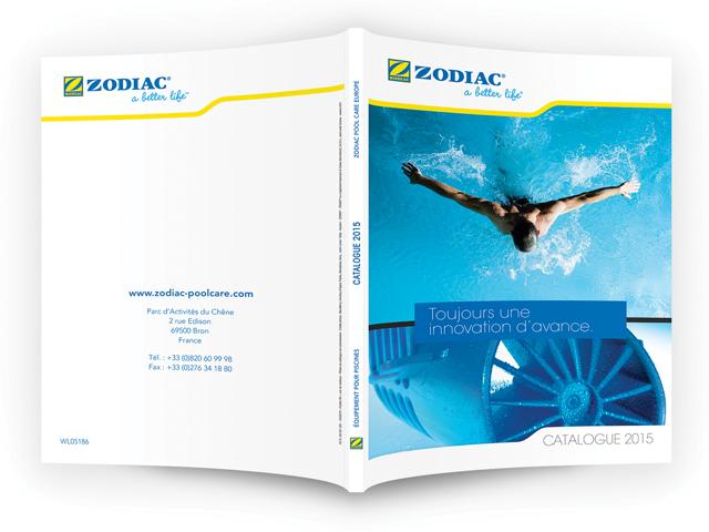 Catalogue pour la marque Zodiac Poll care