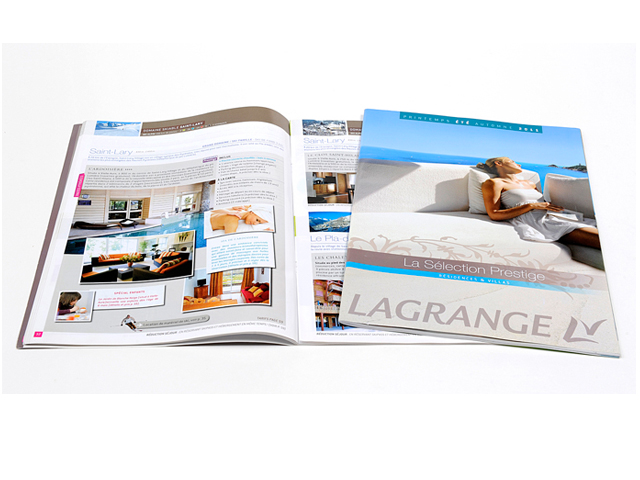 Catalogue LAGRANGE VACANCES