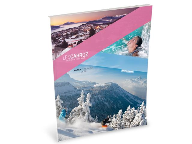 Brochure les Carroz