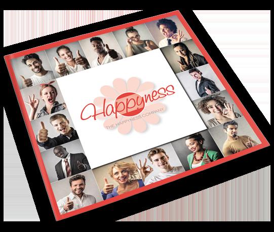 creation brochure happyness company