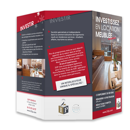creation flyer agence immobiliere