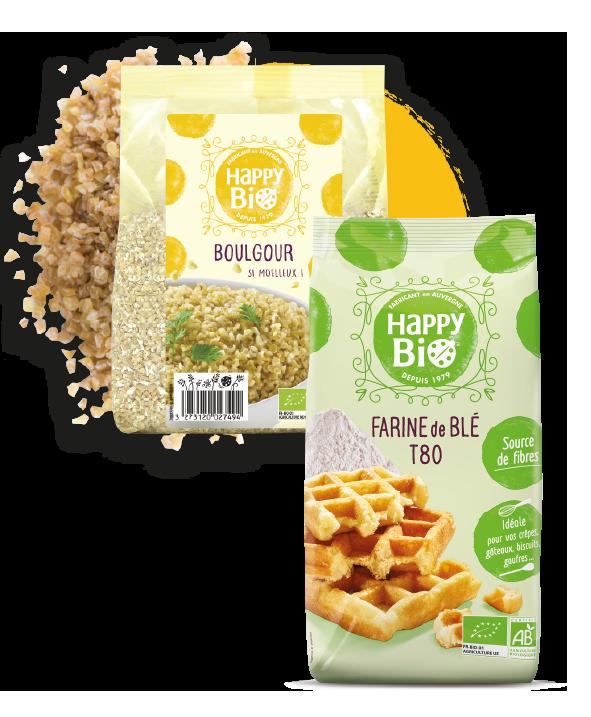 création emballage happy bio